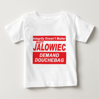 Jalowiec 2010 Campaign Sign DB Baby T-Shirt