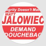 Jalowiec 2010 Campaign Sign DB Stickers