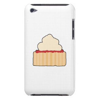 Jam and Cream Scone. Barely There iPod Case