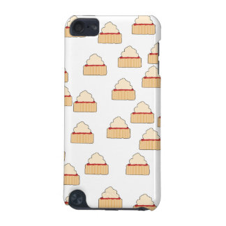 Jam and Cream Scone pattern. iPod Touch 5G Cases