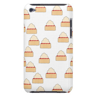 Jam and Cream Scone pattern. iPod Touch Cases