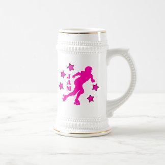 Jam Beer Stein