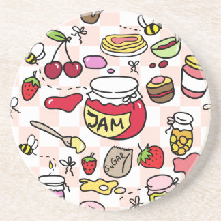 Jam coaster