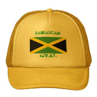 Jam Jamaican Cap Trucker Hats