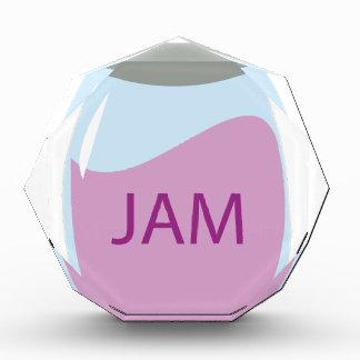 Jam Jar Acrylic Award