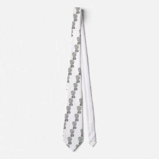Jam Jar doodle Tie