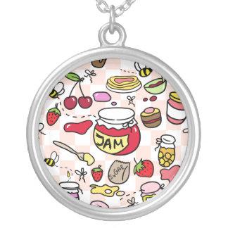 Jam necklace