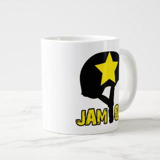 Jam On Large Coffee Mug