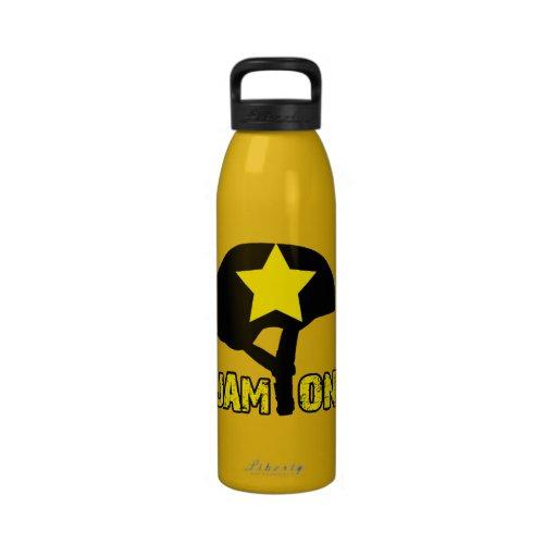 Jam On Reusable Water Bottle