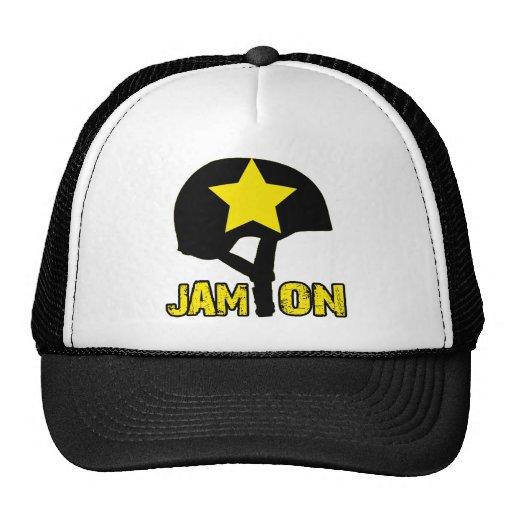 Jam On Trucker Hat