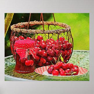 Jam,Red,Cherry