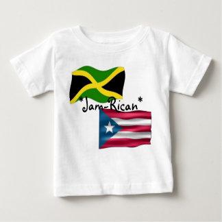 Jam-Rican Baby T-Shirt