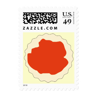 Jam Scone Graphic. Stamps