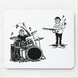 Jam Session Mouse Pad