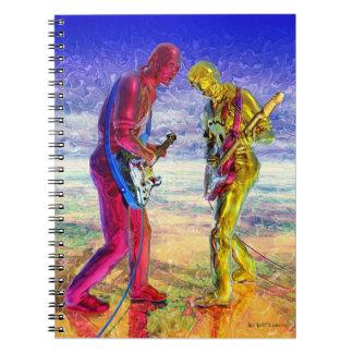 Jam Session notebook