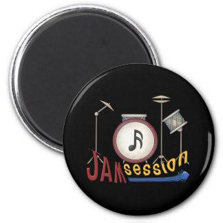 Jam Session Refrigerator Magnets