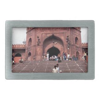 Jama Masjid in Delhi Belt Buckle
