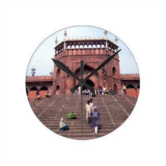 Jama Masjid in Delhi Clock
