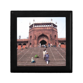 Jama Masjid in Delhi Keepsake Boxes