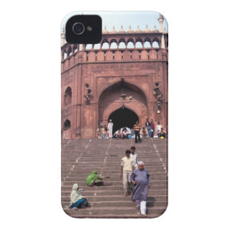 Jama Masjid in Delhi iPhone 4 Cases