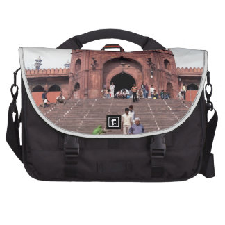 Jama Masjid in Delhi Commuter Bag