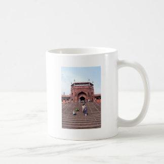 Jama Masjid in Delhi Mug