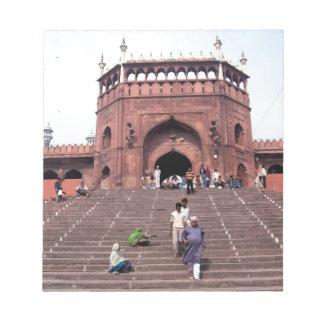 Jama Masjid in Delhi Scratch Pads
