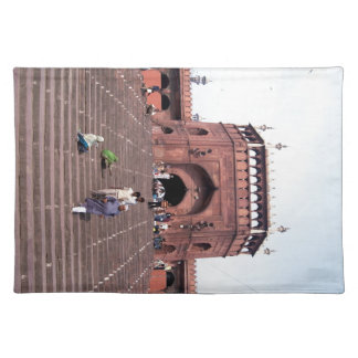Jama Masjid in Delhi Placemats