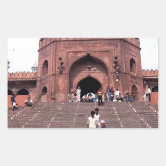Jama Masjid in Delhi Stickers