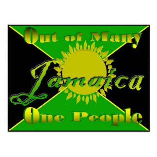 Jamaica1 Tarjeta Postal