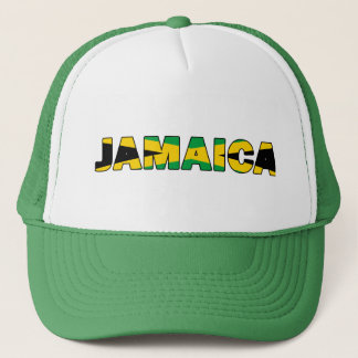 Jamaica 005 trucker hat