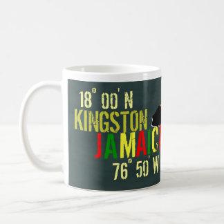 Jamaica 18° 00' N/76° 50' W Taza Básica Blanca