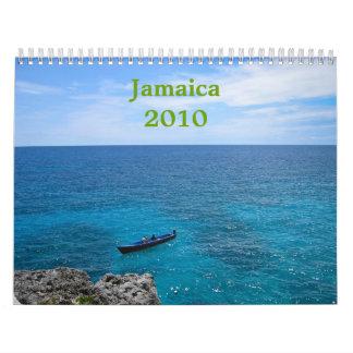Jamaica 2010 Calendar