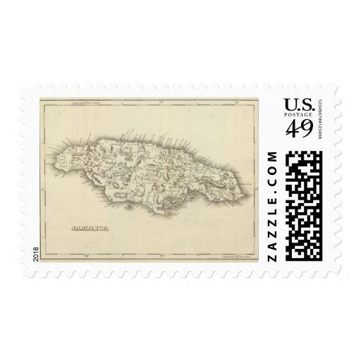 Jamaica 3 franqueo