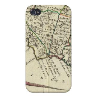 Jamaica 3 iPhone 4/4S carcasas