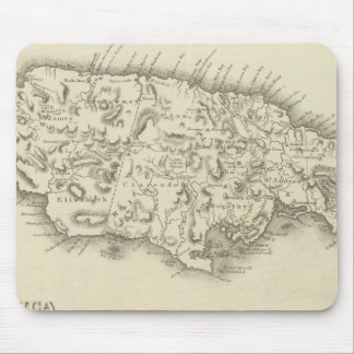 Jamaica 3 mouse pad