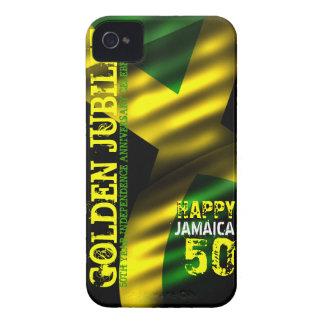 Jamaica 50 Golden Jubilee Iphone 4/S CaseMate Case