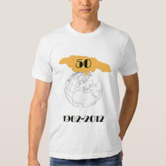 Jamaica 50 shirt