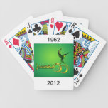 Jamaica 50th Anniversary Playing Cards