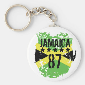 Jamaica 87 Keychain