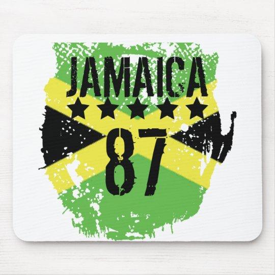 Jamaica 87 Mousepad
