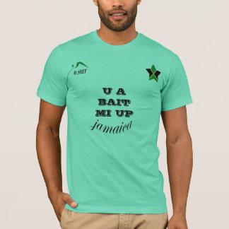 "Jamaica ""Bait Mi Up"" Dancehall T Shirt"