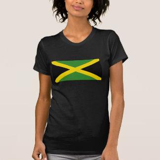 Jamaica - bandera jamaicana camiseta