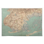 Jamaica Bay and Brooklyn Cloth Place Mat