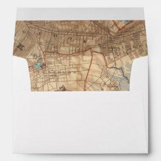 Jamaica Bay and Brooklyn Envelopes