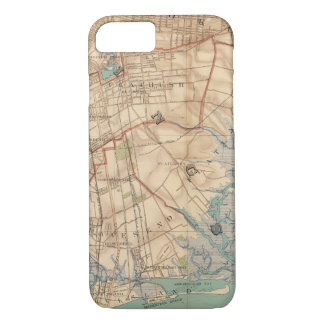 Jamaica Bay and Brooklyn iPhone 7 Case