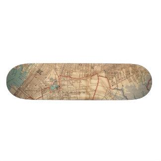 Jamaica Bay and Brooklyn Skateboard