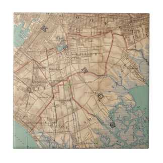 Jamaica Bay and Brooklyn Tile