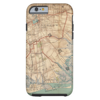 Jamaica Bay and Brooklyn Tough iPhone 6 Case