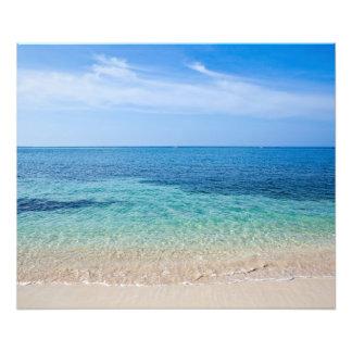Jamaica Beach Photo Print